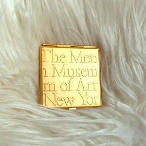 The Metropolitan Museum of Art pocket mirror